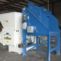 single-shaft shredder (all)